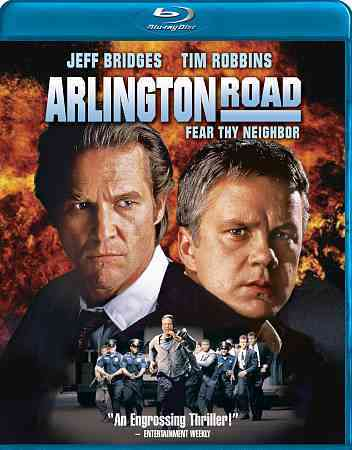 ARLINGTON ROAD BY BRIDGES,JEFF (Blu-Ray)